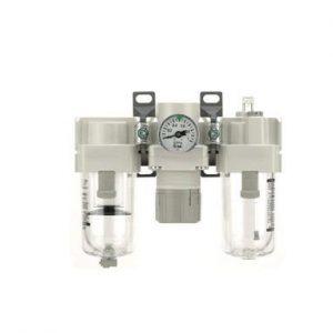 SMC Pneumatic FRL Combination L Unit